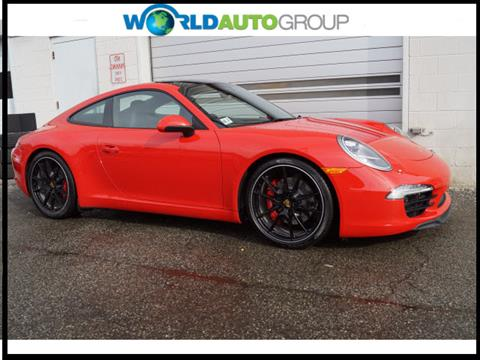 2015 Porsche 911 for sale in Bridgewater, NJ