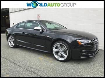 2014 Audi S5 for sale in Bridgewater, NJ