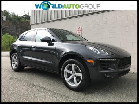 2017 Porsche Macan for sale in Bridgewater, NJ