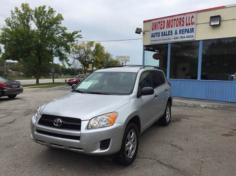 2010 Toyota RAV4 for sale in Saint Francis, WI