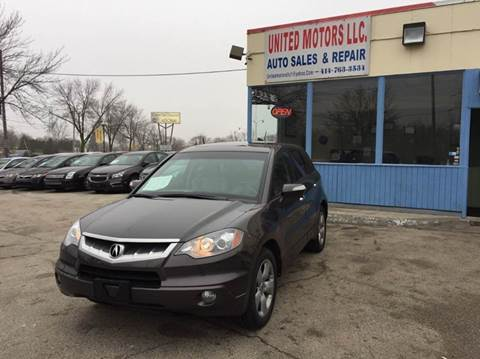 2009 Acura RDX for sale in Saint Francis, WI