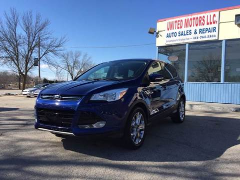 2013 Ford Escape for sale in Saint Francis, WI