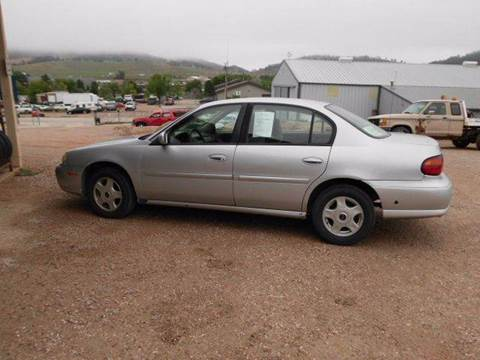 2001 Chevrolet Malibu for sale in Rapid City, SD