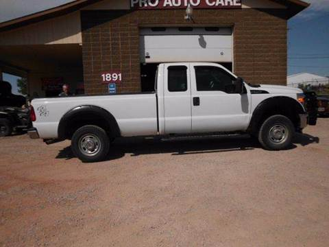 2012 Ford F-250 Super Duty for sale in Rapid City, SD