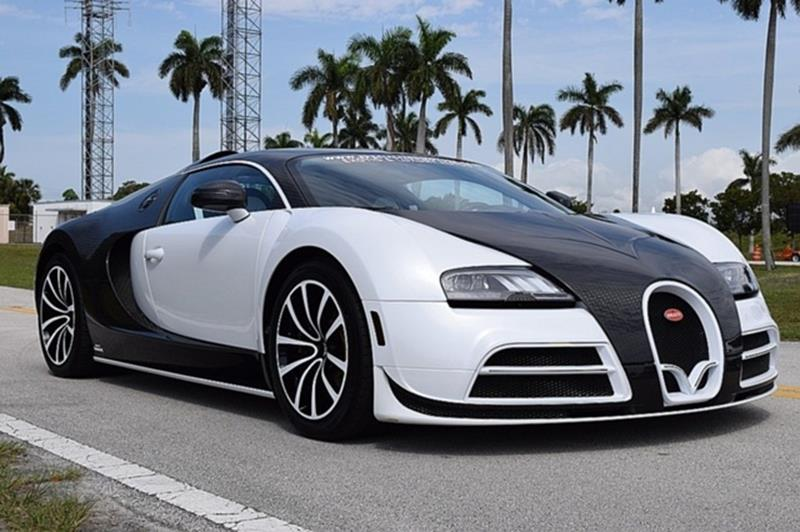 2008 Bugatti Veyron 16.4 For Sale in Nitro, WV - Carsforsale.com