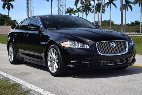 2013 jaguar xj for sale in florida. Black Bedroom Furniture Sets. Home Design Ideas