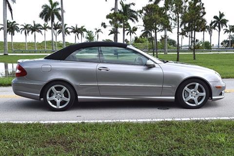 2008 Mercedes-Benz CLK for sale in Fort Lauderdale, FL