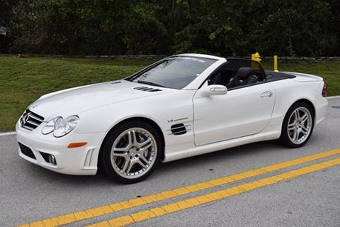 Used mercedes benz sl class for sale in fort lauderdale for Mercedes benz ft lauderdale fl