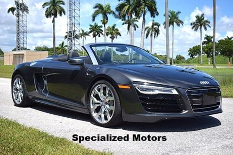 2014 Audi R8 for sale in Fort Lauderdale, FL