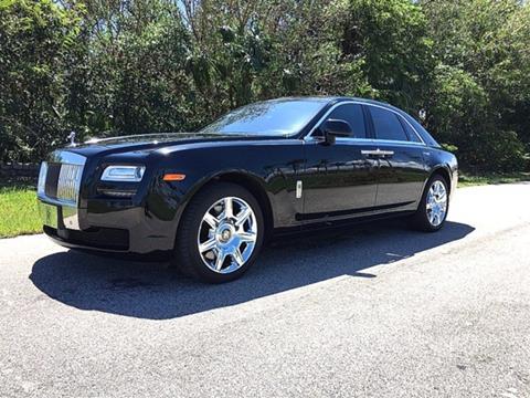 2013 Rolls-Royce Ghost for sale in Fort Lauderdale, FL