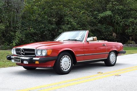1988 Mercedes-Benz 560-Class for sale in Fort Lauderdale, FL