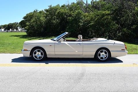 2001 Bentley Azure for sale in Fort Lauderdale, FL