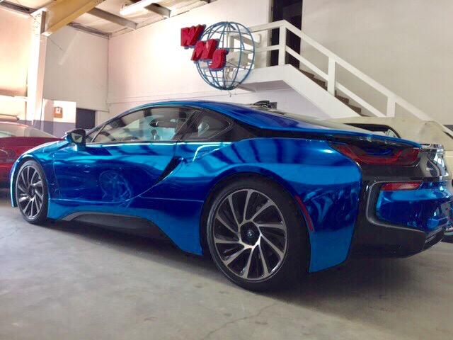 2015 BMW I8 Base AWD 2dr Coupe