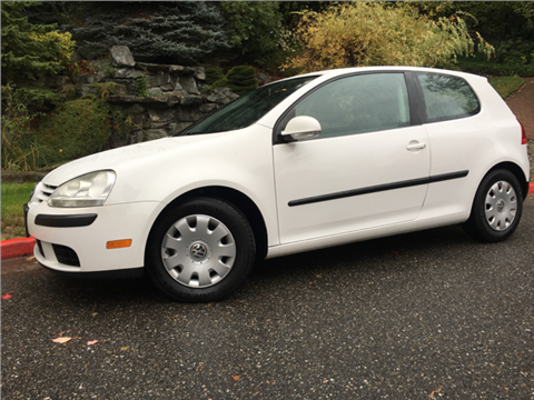 2009 Volkswagen Rabbit for sale in Kirkland, WA