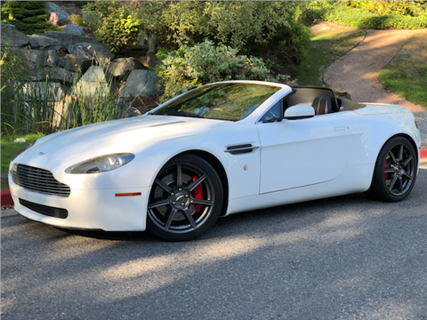 Aston Martin V Vantage For Sale Carsforsalecom - Aston martin v8 for sale