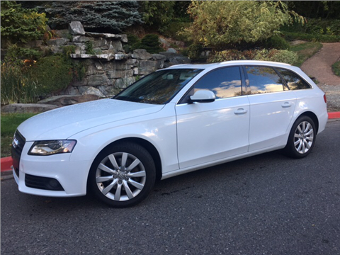 2012 Audi A4 for sale in Kirkland, WA