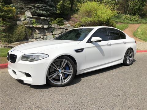 2013 BMW M5 For Sale >> Bmw Used Cars For Sale Kirkland Mudarri Motosports