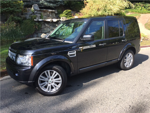 2012 Land Rover LR4 for sale in Kirkland, WA