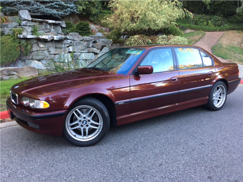 Worksheet. 2001 BMW 7 Series For Sale  Carsforsalecom