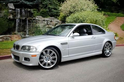 2003 BMW M3 for sale in Kirkland, WA