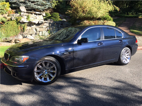2006 BMW 7 Series for sale in Kirkland, WA