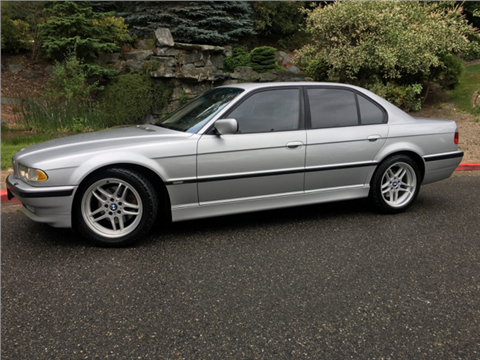 2001 Bmw 7 Series For Sale Carsforsale