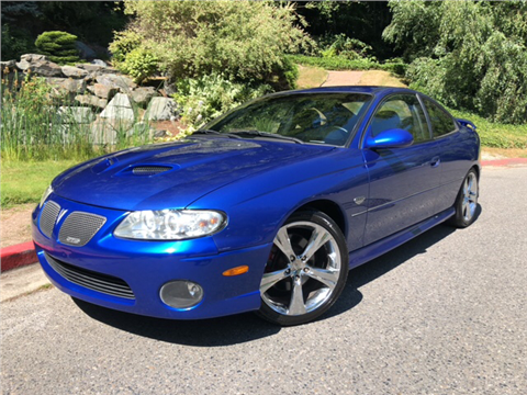 2006 Pontiac GTO for sale in Kirkland, WA