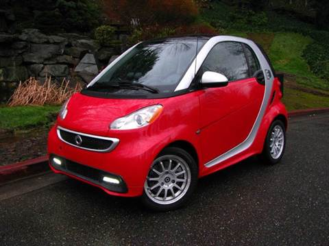 2013 Smart fortwo for sale in Kirkland, WA