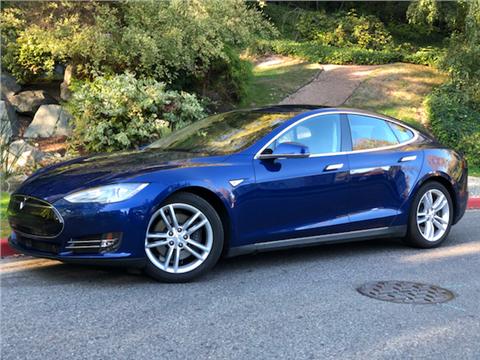 2015 Tesla Model S for sale in Kirkland, WA