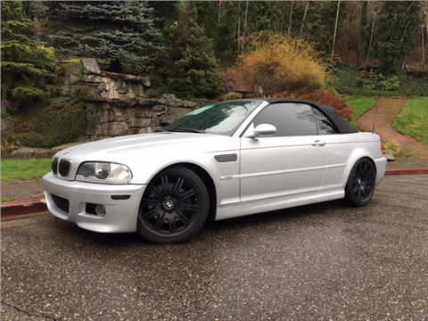 2003 BMW M3 for sale in Kirkland, WA