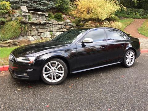 2013 Audi S4 for sale in Kirkland, WA