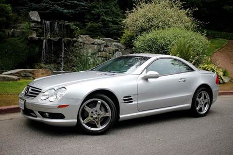 Mercedes benz sl class for sale for Mercedes benz sl500 price
