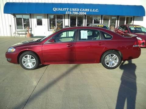 2011 Chevrolet Impala for sale in California, MO