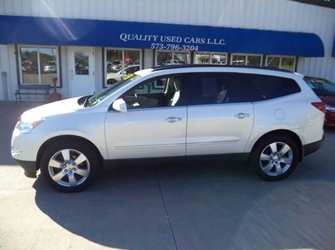 2012 Chevrolet Traverse for sale in California MO