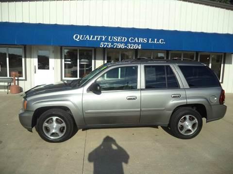 2008 Chevrolet TrailBlazer for sale in California, MO
