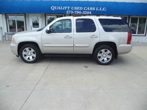 2007 GMC Yukon for sale in California, MO