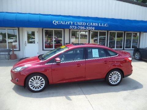 2012 Ford Focus for sale in California MO