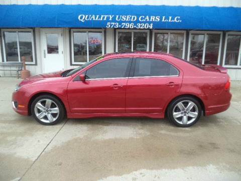 2011 Ford Fusion for sale in California, MO