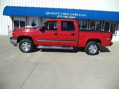2005 Chevrolet Silverado 1500 For Sale