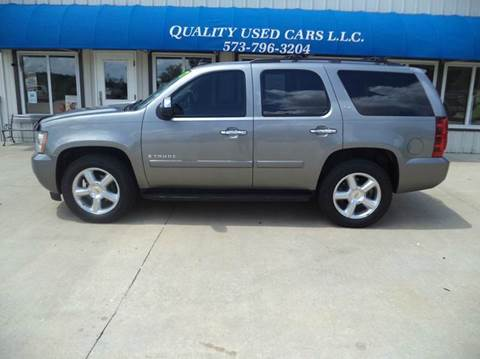 2007 Chevrolet Tahoe for sale in California, MO