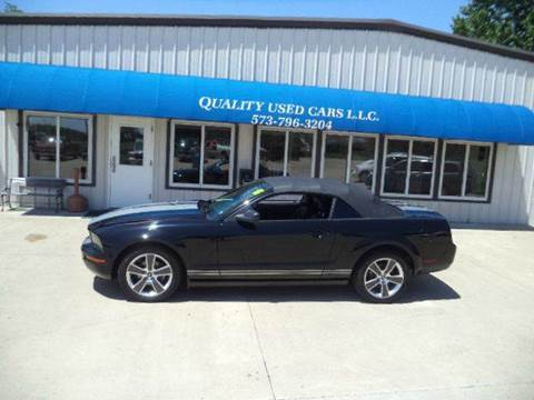 2006 Ford Mustang for sale in California, MO