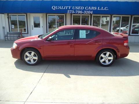 2008 Dodge Avenger for sale in California MO