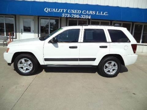 2006 Jeep Grand Cherokee for sale in California, MO