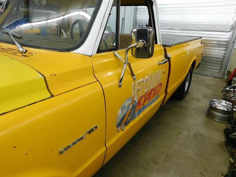 1972 Chevrolet C/K 10 Series  - Heath OH
