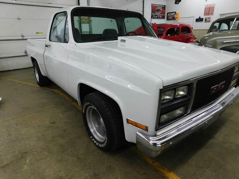 1982 GMC C/K 1500 Series 2dr C1500 Standard Cab SB - Heath OH