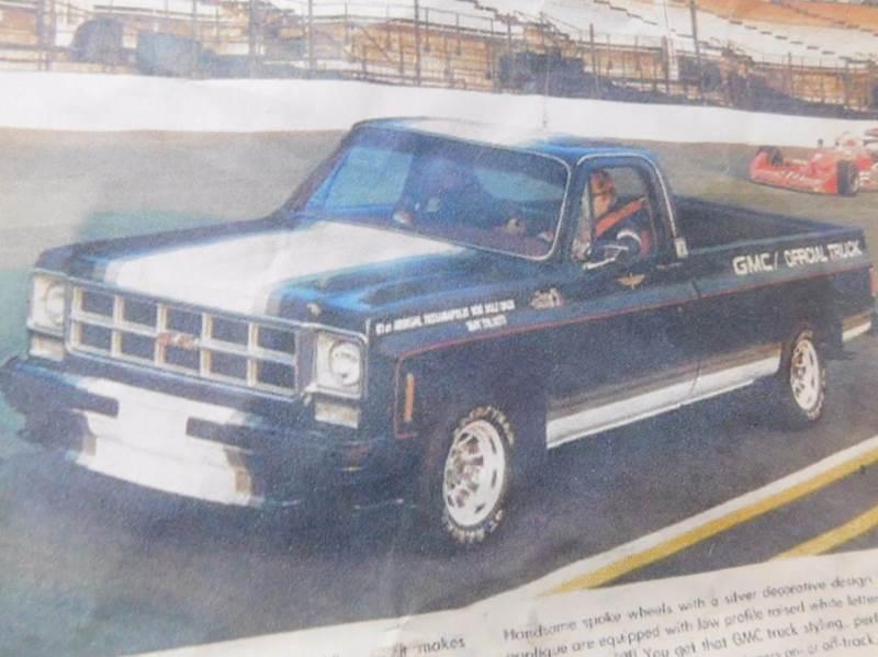 1977 GMC C/K 1500 Series Indy Truck - Heath OH