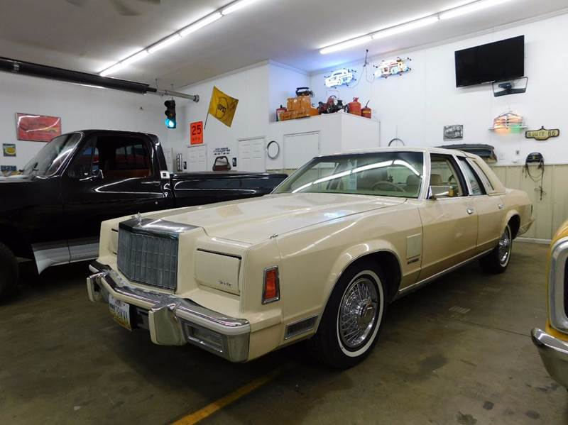 1979 Chrysler New Yorker Fifth Ave In Heath Oh Old Car Guys Of