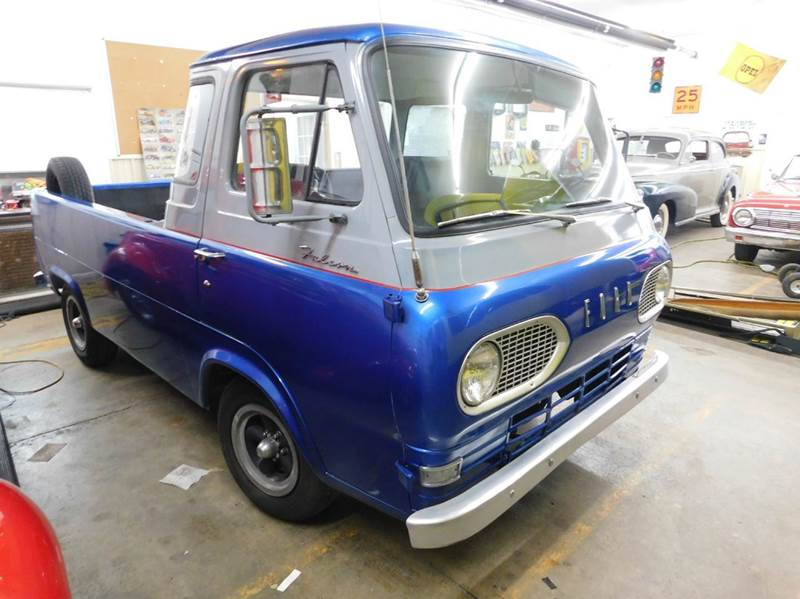 1961 Ford E-Series Chassis  - Heath OH