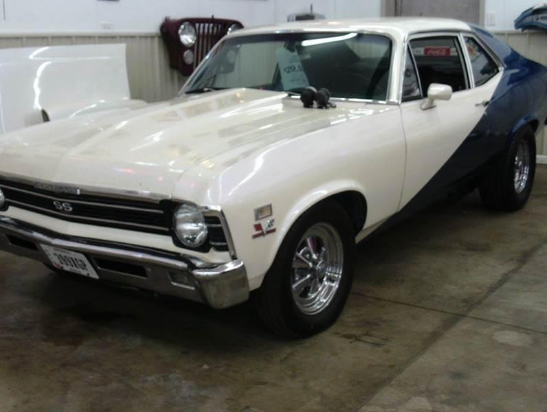 1968 Pontiac Acadian  - Heath OH