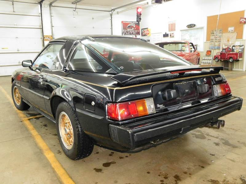 1980 Mazda RX-7 LS - Heath OH